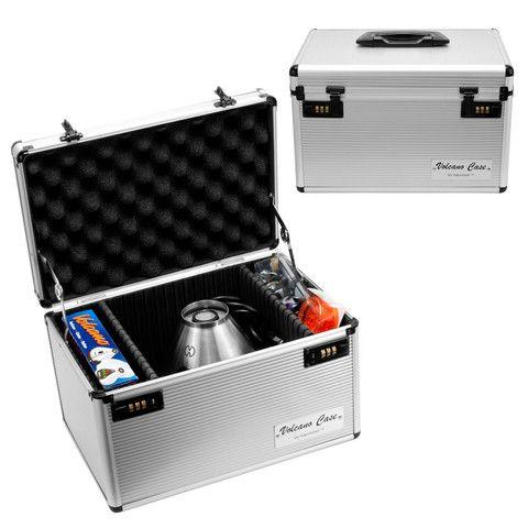 $44.99 Combination Lock Classic Digital Volcano Vape Padded Travel Vaporizer | VapeUSA.com