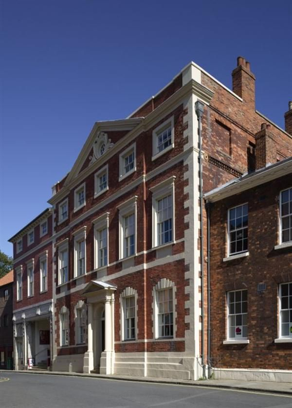 Situated in the heart of York, Fairfax House is a stunning Georgian town  house displaying