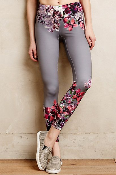 Shade Garden Leggings by Pure + Good #anthroregistry