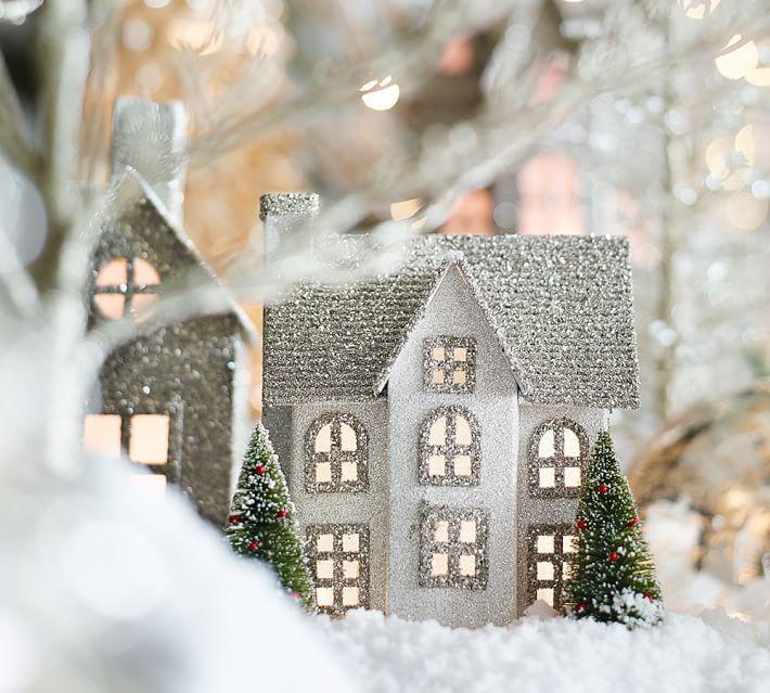 Немножко Рождества от Pottery Barn