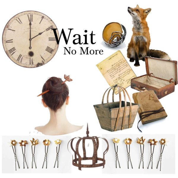 """Wait No More"" by arxrosarum on Polyvore. Featuring: AncientMuse.etsy.com, LucieTales.etsy.com, MedievalJourney.etsy.com, Mariela.etsy.com, mysugarland.co.uk, shopcandelabra.com, theorchardhomeandgifts.com, secondshoutout.com."