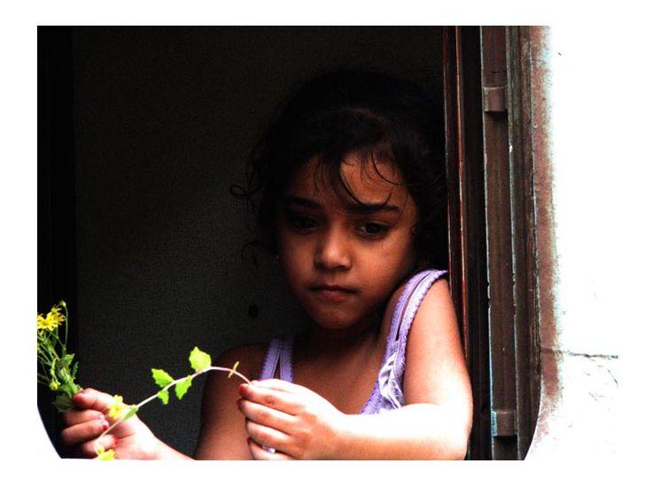 In her mood - castelrock, Goa