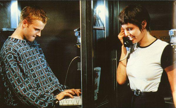 Vintage JLM & Angie- Hackers, 1995
