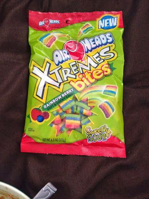 Airheads Xtremes Bite