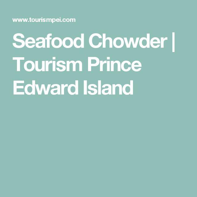 Seafood Chowder   Tourism Prince Edward Island