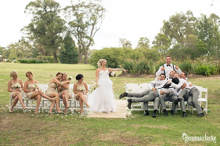 Alicia and James' Romantic Vintage Wedding in the Southern Highlands