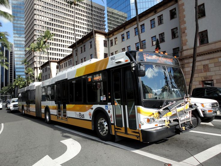 The Bus Honolulu, Tourist Transport Info - http://www.epictourist.com/bus-honolulu-tourist-transport-info/