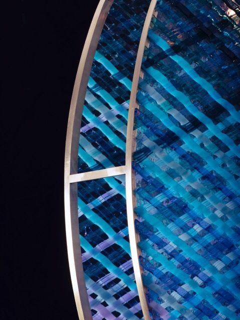 Woven Glass - Elisa Strozyk for edition van Treeck. www.editionvantreeck.com