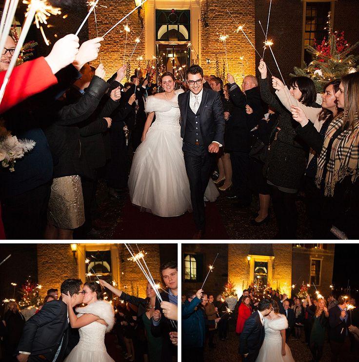 Trouwen and Bruidsfotografie op Kasteel Wijenburg te Echteld | Vincent and Michelle december 2015
