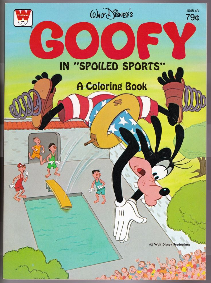 258 Best Disney Coloring Books Images On Pinterest
