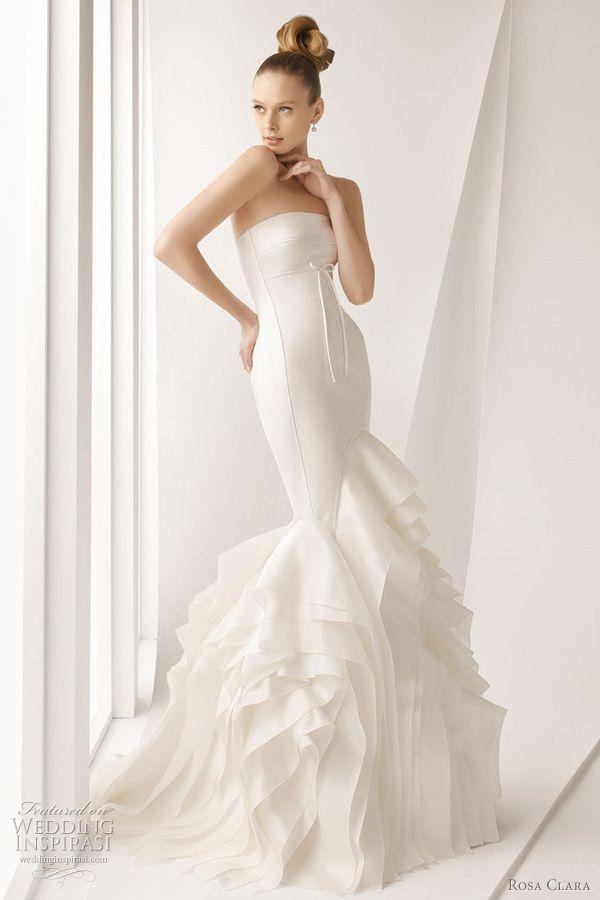 rosa clara 2012 wedding dresses agnes