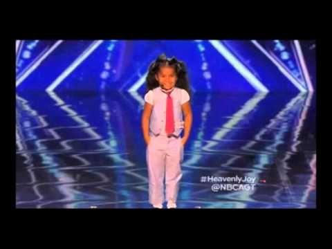 Niña Prodigio Cantó Frozen Y Dejó Asombrados A Todo El Jurado De America´S Got Talent - YouTube