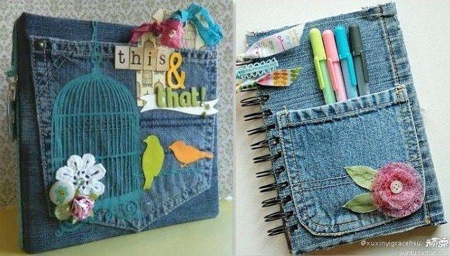 17 meilleures id es propos de couvertures de livres en tissu sur pinterest bricolages en - Comment customiser un classeur ...
