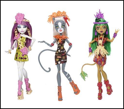 332 best Monster high images on Pinterest  Monster high dolls