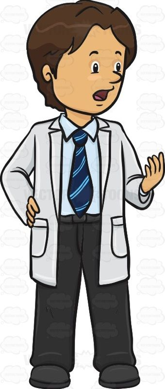 Male Doctor Holding His Hand Out With His Mouth Open #doc #doctor #hand #holdinghandout #labcoat #male #man #medical #medicine #surprised #talking #whitecoat