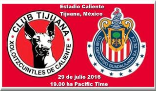 Blog de palma2mex : Xolos de Tijuana vs Chivas del Guadalajara