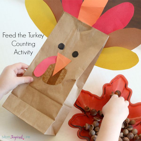 thanksgiving activity for children's church