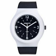 GEONAUTE SWIP ANALOG M WHITE BLACK Various other watches are available on damroobox.