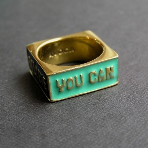 You can ring from MokoFacebook Mokon, Moko Shops, Style, Colors Mint, Jewelry, Affirmations Rings, Accessories, Avoca Emalisormus, Colors Life