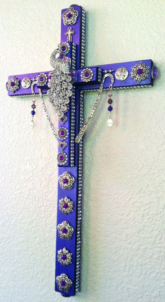 Wall Cross 'Lady Grace'