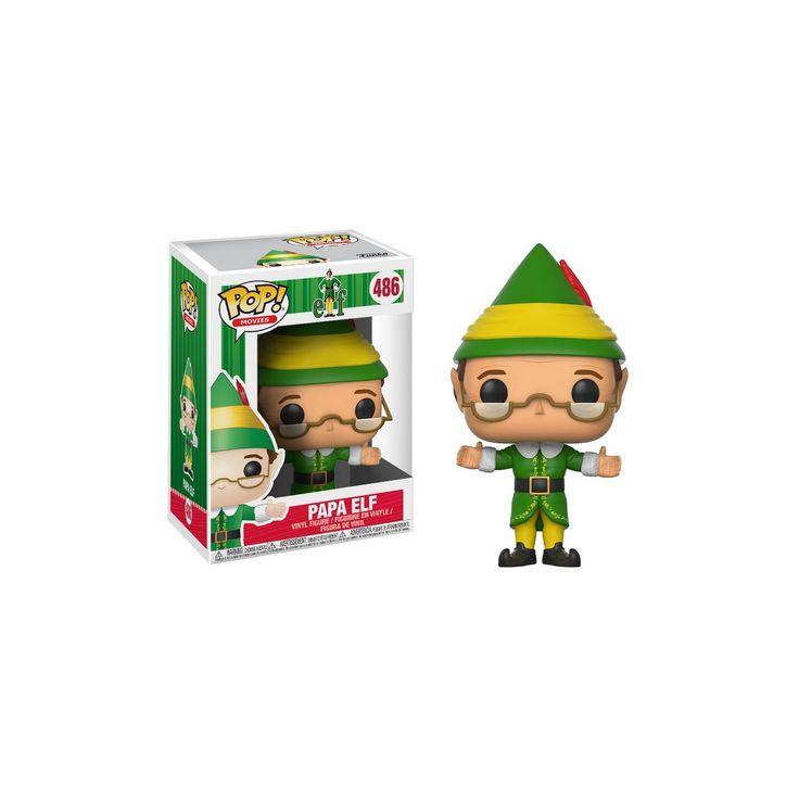 Pop! Movies: Elf - Papa Elf