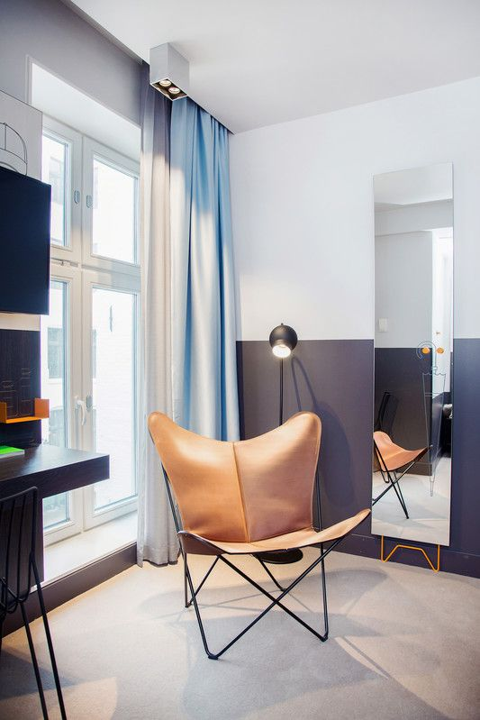 Leather Chair - Comfort Hotel® Karl Johan