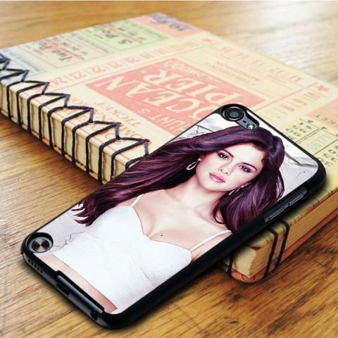 Selena Gomez Hot Singer Idol Star iPod 5 Touch Case