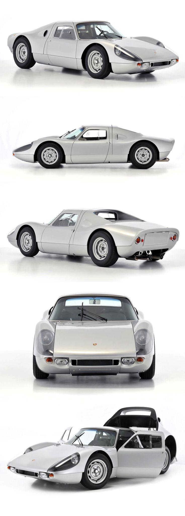1964-65 Porsche 904 Carrera GTS http://www.carbodydesign.com/2013/07/porsche-cayman-design-video/