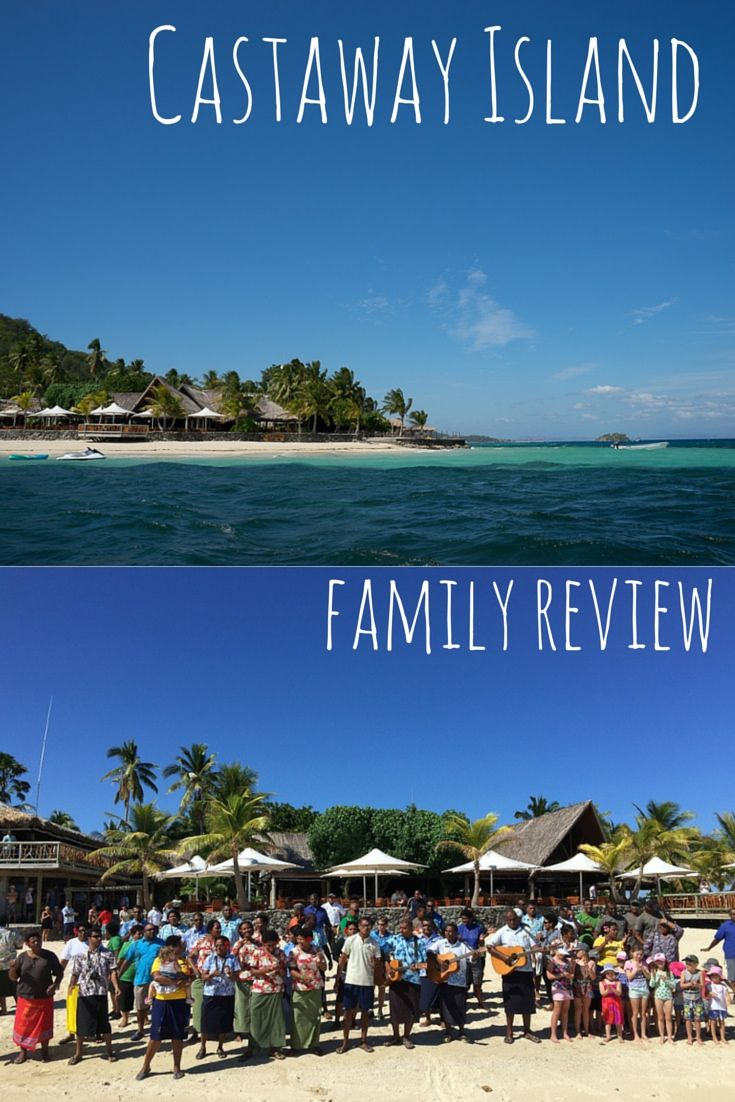 Read a family review of Castaway Island in Fiji.   You'll understand why this Aussie favourite has the highest visitor return rate of any of the Fijian islands.