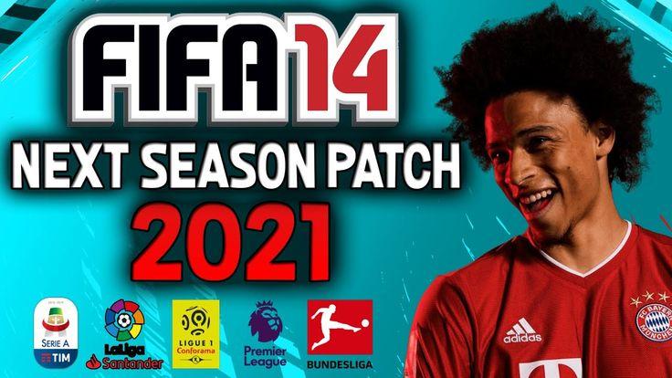 FIFA 14 Next Season Patch 2021 PC! New Transfers,Kits And