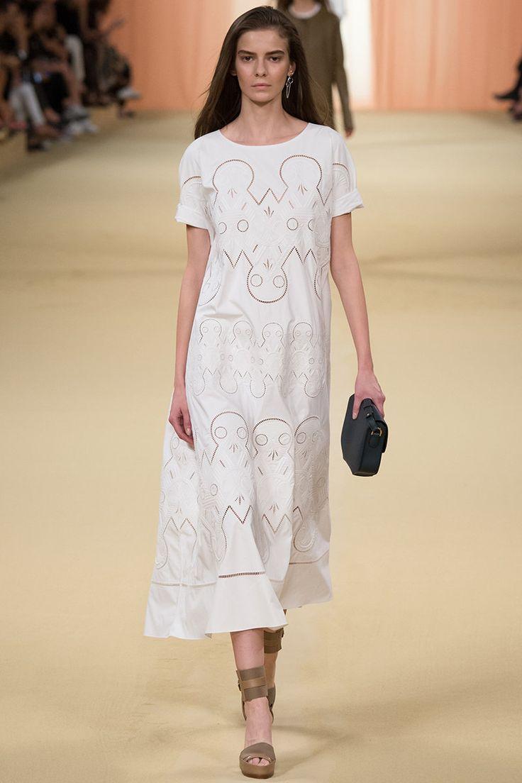Hermès Spring 2015 RTW