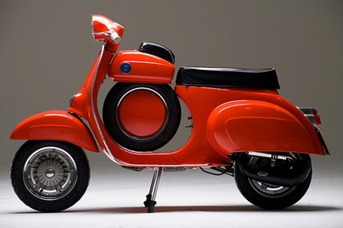 Vespa SS90 Super Sprint... Wanna go fast? here it is!