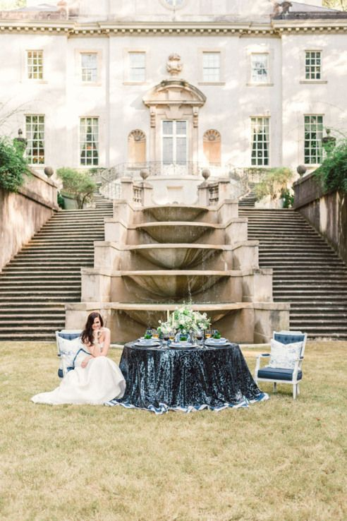 Atlanta History Center - elegant, classically styled mansion or impeccably manicured lawns that are perfect for weddings, parties and mitzvahs.