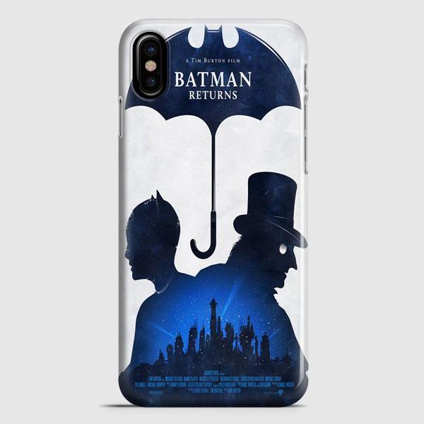 Batman Minion iPhone X Case