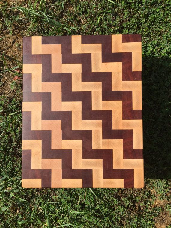 3d end grain cutting board plans. sapele and maple end grain cutting board 14x11 by boardsandbowls 3d plans