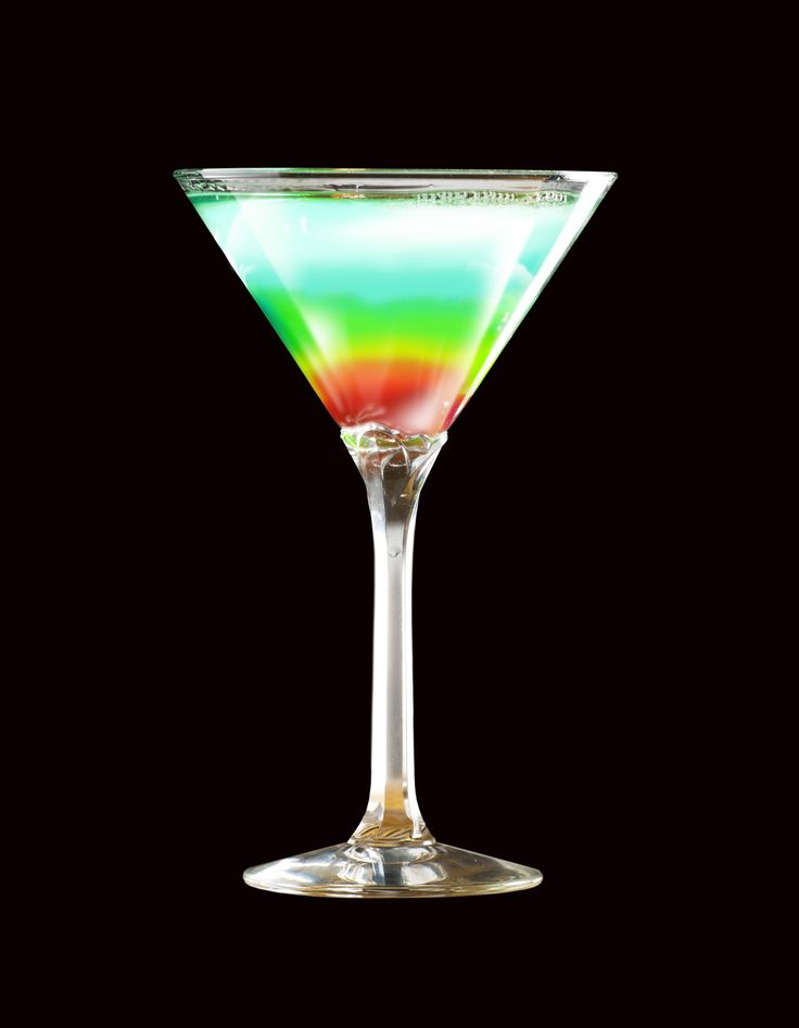 Martini | The special Dale Chihuly martini dreamed up by Golden Hotel bartender ...