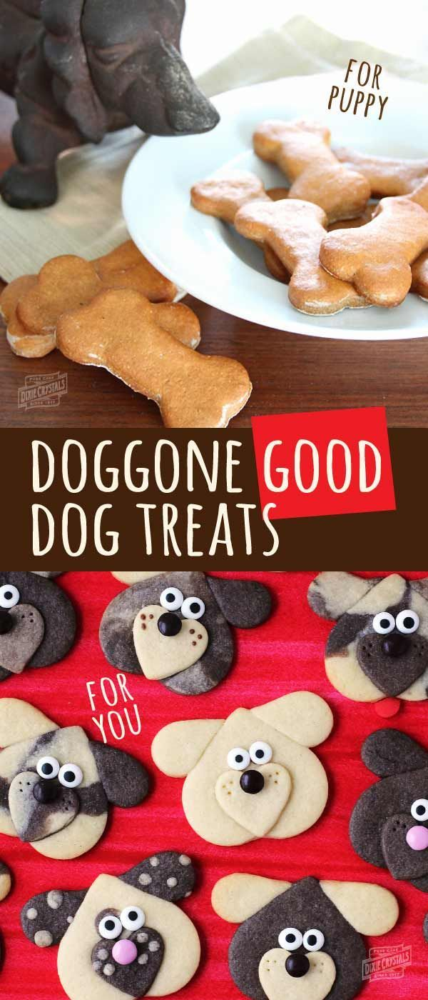 Celebrate National Dog Day With Homemade Dog Treats Dog Treats