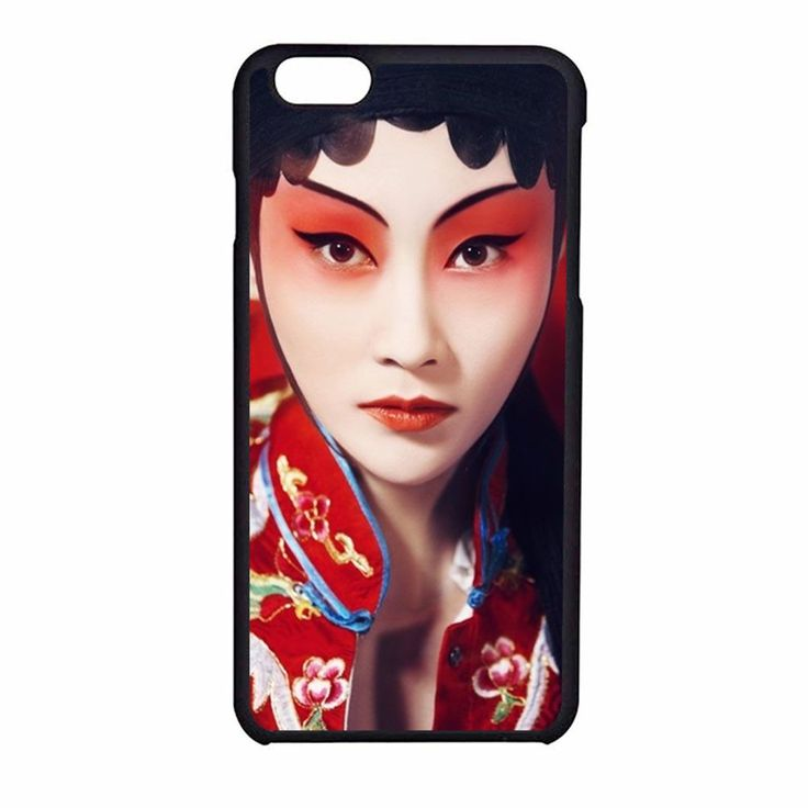 Girl Chinese Opera 2 iPhone 6 Case