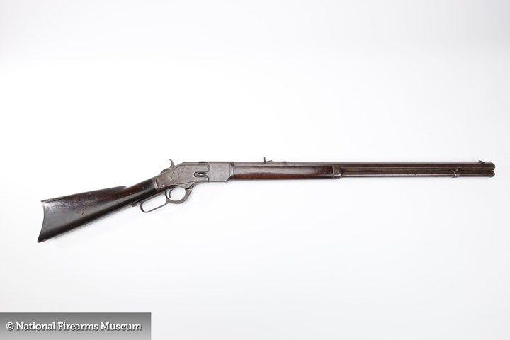 Винтовка с механизмом рычажного действия Winchester Model 1873