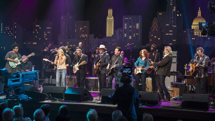 An all-star lineup of musicians celebrate four decades of the acclaimed music program - Austin City Limits on PBS