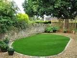 oval lawn