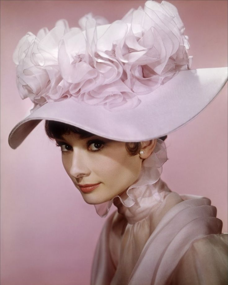 My fair lady - Audrey Hepburn