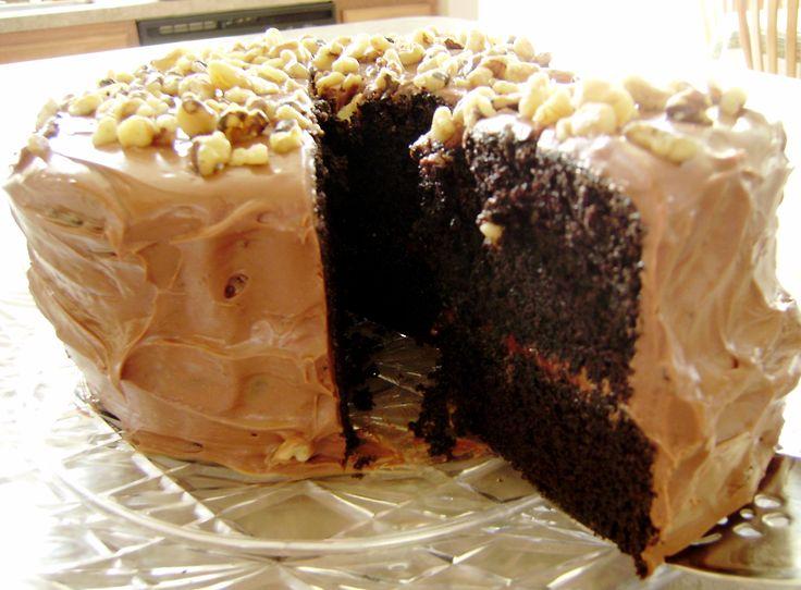 Ina garten chocolate orange cake recipe