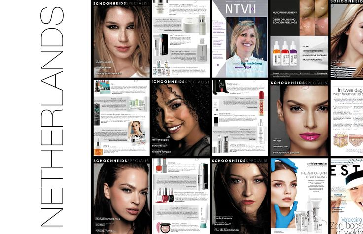 A wide range of pHformula's innovative and award winning products and treatments feature predominantly in publications throughout the Netherlands - excellence and results driven!  #Netherlands #innovation #internationalawards