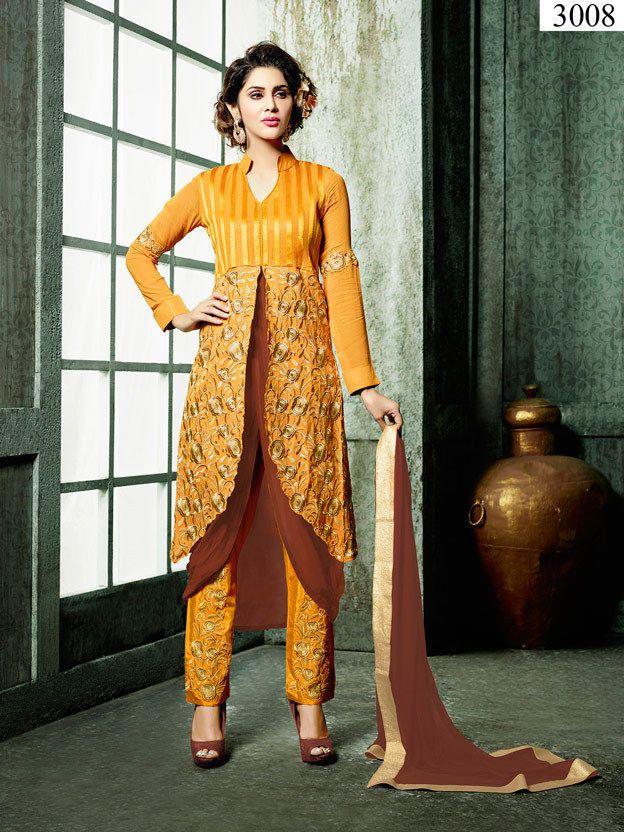 Indian Salwar Kameez Bollywood Wedding Ethnic Anarkali Pakistani Party Designer  #KriyaCreation