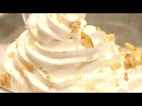 Крем белковый заварной – рецепт Бабушки Эммы