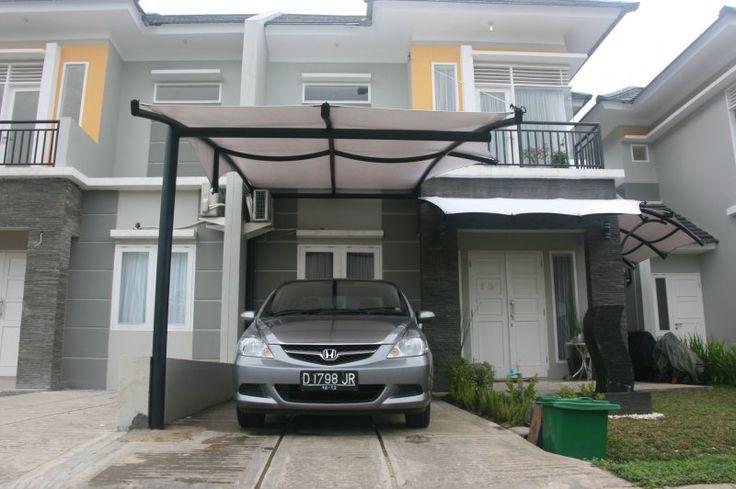 Kanopi Mobil Car Port Minimalis