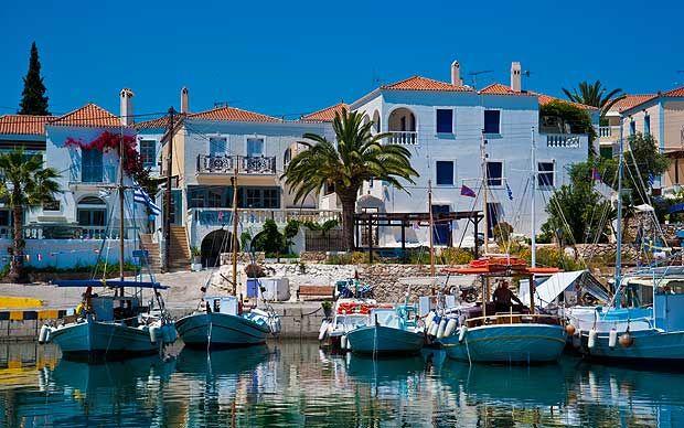 Spetses, Greece: the idyllic spice island - Telegraph