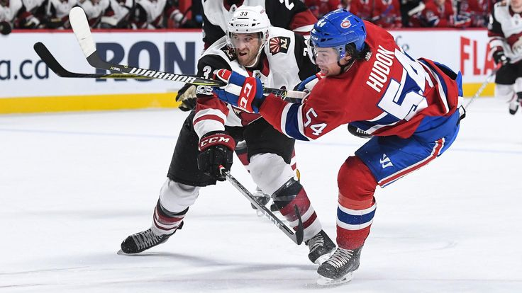Numbers Game: Coyotes @ Canadiens A numerical look at Thursday night's game between the Canadiens and the Arizona Coyotes at the Bell Centre by Staff Writer @CanadiensMTL / canadiens.com  November 16th, 2017. Numbers Game: Coyotes @ Canadiens