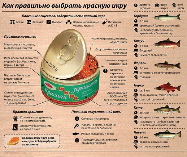Скоро Новый год! Выбираем красную икру (инфографика). Обсуждение на LiveInternet - Российский Сервис Онлайн-Дневников